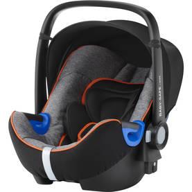 Britax Baby-Safe i-Size kaukalo+telakka Black Marble (paketti)