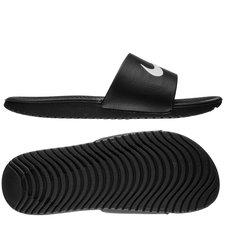 Nike Suihkusandaalit Kawa - Musta/Valkoinen Lapset