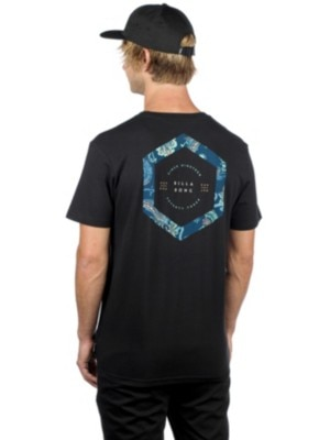 Billabong Access Back T-Shirt black Miehet