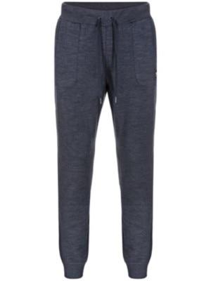 super.natural Essential Cuffed Jogging Pants navy blazer melange Miehet