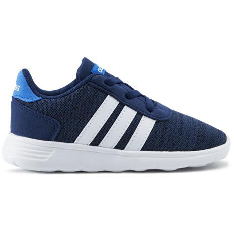 Adidas K LITE RACER I DK BLUE/WHITE