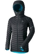 Dynafit Radical Down Hooded Outdoor Jacket asphalt 1 / 8200 Naiset