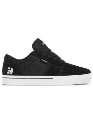Etnies Barge LS Skate Shoes Boys black / white Jätkät