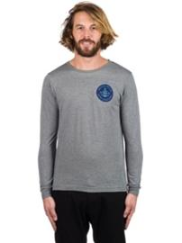 Imperial Motion First Mate T-Shirt LS grey heather tri blend Miehet