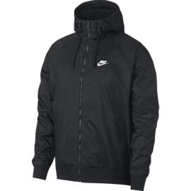 Nike M NSW HE WR JKT HD BLACK/BLACK