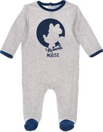 Disney Minni Hiiri Haalaripyjama, Light Grey 18 kuukautta