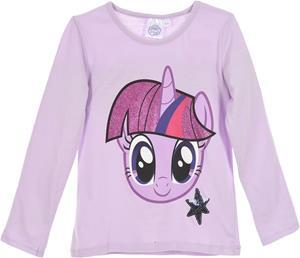 My Little Pony Pitkähihainen T-Paita, Purple 3 vuotta
