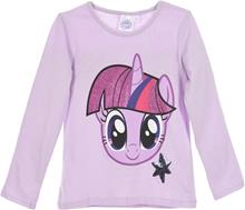 My Little Pony Pitkähihainen T-Paita, Purple 6 vuotta