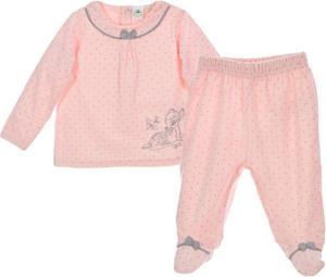 Disney Bambi T-Paita & Housut, Pink 1kk