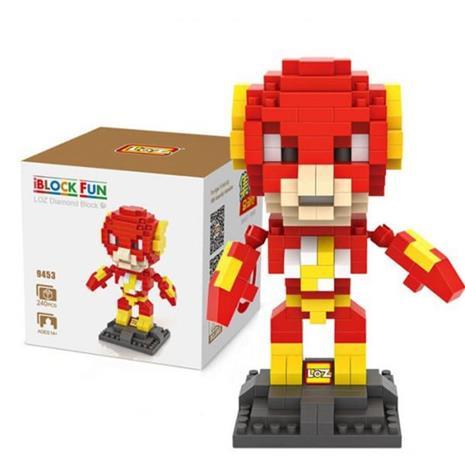 eStore The Flash - 3D Puzzle | Superhero Limited Collection