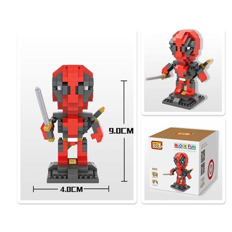 eStore Deadpool - 3D Puzzle | Superhero Limited Collection