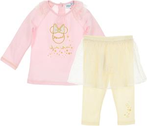 Disney Minni Hiiri Paita & Hameleggingsit, Light Pink 18 kk