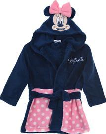 Disney Minni Hiiri Kylpytakki & Tohvelit, Pink 9-12 kk