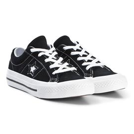Black One Star OX Trainers28.5 (UK 11)