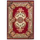 vidaXL Itämainen matto Persialainen tyyli 140x200 cm punainen/beige