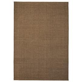 vidaXL Sisaltyylinen matto sisä-/ulkotiloihin 160x230 cm ruskea