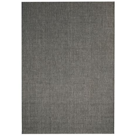 vidaXL Sisaltyylinen matto sisä-/ulkotiloihin 180x280 cm tummanharmaa