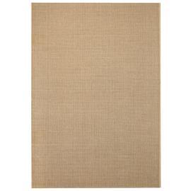 vidaXL Sisaltyylinen matto sisä-/ulkotiloihin 140x200 cm beige