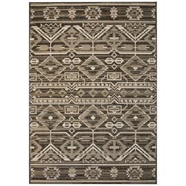 vidaXL Sisaltyylinen matto sisä-/ulkotiloihin 80x150 cm geometrinen