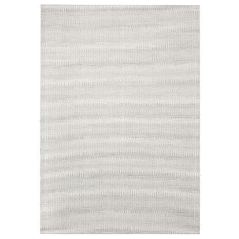 vidaXL Sisaltyylinen matto sisä-/ulkotiloihin 120x170 cm harmaa
