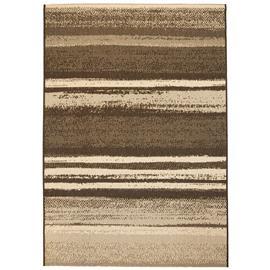 vidaXL Sisaltyylinen matto sisä-/ulkotiloihin 120x170 cm raidat