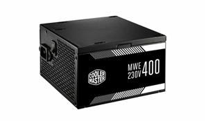 Cooler Master MWE 400W, virtalähde