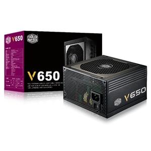 Cooler Master V650, virtalähde