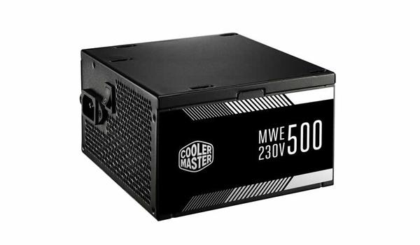 Cooler Master MWE 500W, virtalähde