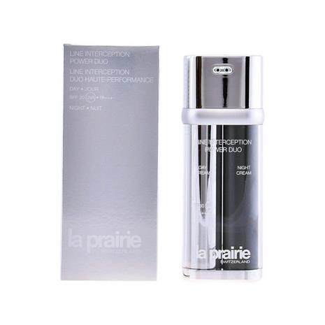 Kräm mot rynkor Line Interception Duo La Prairie Spf 30 50 ml