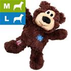 KONG WildKnots Bears XL-koko - XL: P 35 x L 25 x K 11 cm