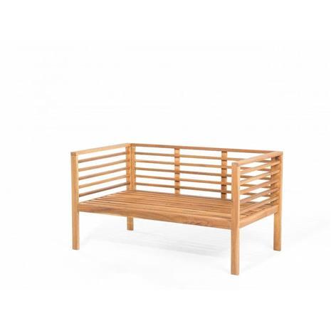 Beliani Neljän istuttava sohvasetti terassille - PACIFIC