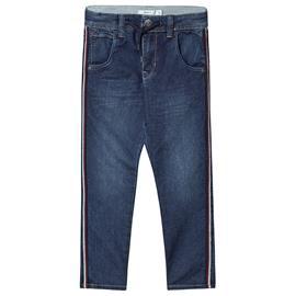 Babu Sweatpant Noos Medium Blue Denim116 cm (5-6 v)