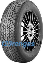 Nexen N blue 4 Season ( 215/45 R17 91W XL 4PR ) Ympärivuotiset renkaat