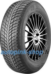 Nexen N blue 4 Season ( 235/45 R17 97V XL 4PR ), Muut renkaat
