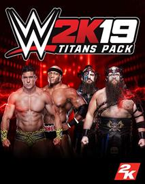 WWE 2K19 - Titans Pack, PC -peli