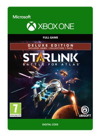 Starlink: Battle for Atlas Deluxe Edition, Xbox One -peli