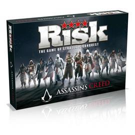 Risk: Assassin's Creed Edition, lautapeli