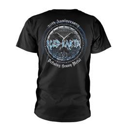 Rockshirts Iced Earth 30Th Anniversary T-Paita