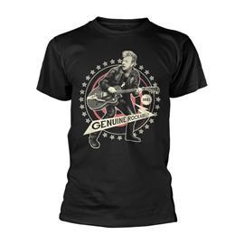 Rockshirts Brian Setzer Genuine Rockabilly T-Paita
