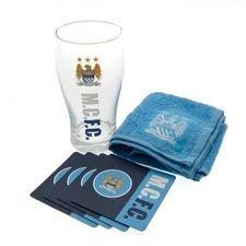 Manchester City Minibaarisetti - Sininen