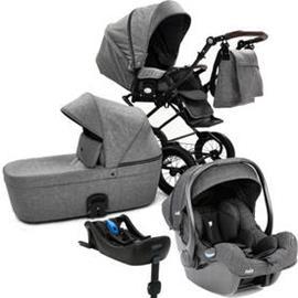 Starttipaketti Nord Comfort &Joie i-Gemm Sisältää koko travel systemin vauvalle!