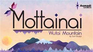 Mottainai: Wutai Mountain Lautapeli