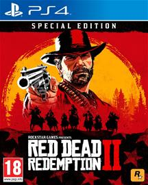 Red Dead Redemption 2 Special Edition, PS4-peli
