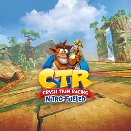 Crash Team Racing: Nitro-Fueled!, Xbox One -peli