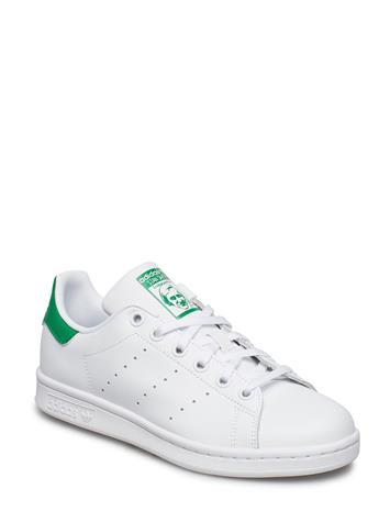 adidas Originals Stan Smith J Valkoinen