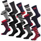WESC 15 pakkaus Multipack Socks * Ilmainen Toimitus * * Kampanja *