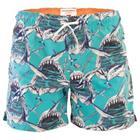 Muchachomalo Swim Sharkx Boardshort * Ilmainen Toimitus * * Kampanja *