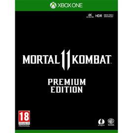 Mortal Kombat 11, Xbox One -peli