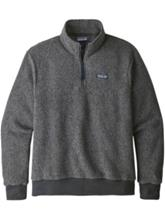 Patagonia Woolyester Fleece Fleece Pullover forge grey Miehet