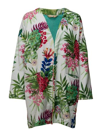Desigual Bathrobe Psychotropical Sininen